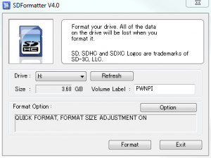 formatter